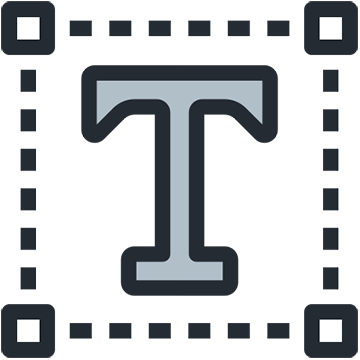 Éditeur de texte enrichi logo