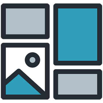 Galerie photo logo