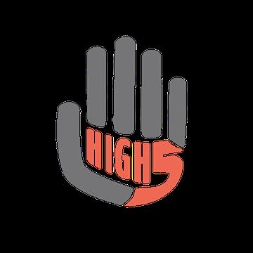 High5 from EduOptics, LLC logo