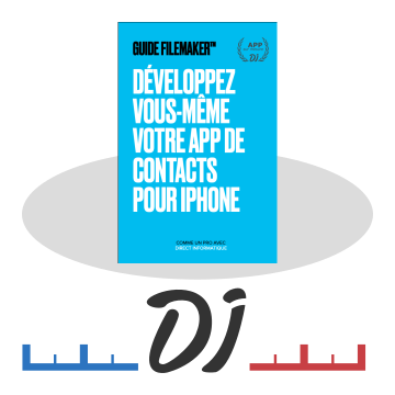 Guide DI-Contacts iPhone logo