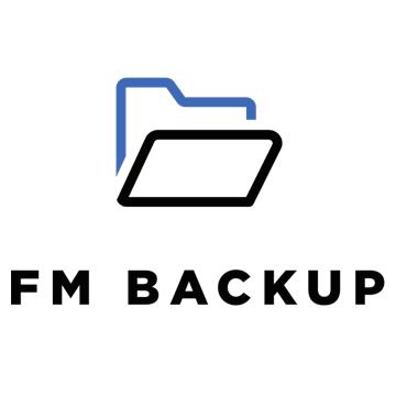 FM Backup logo