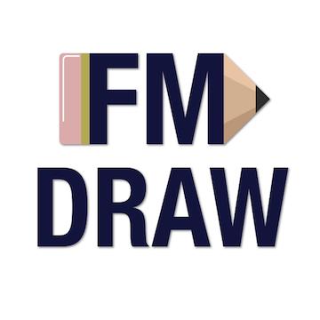 FM Draw logo
