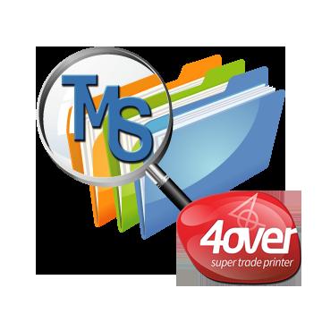 TMS 4Over API logo