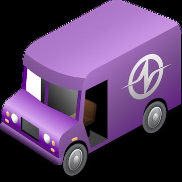 NRGship FedEx for FileMaker logo