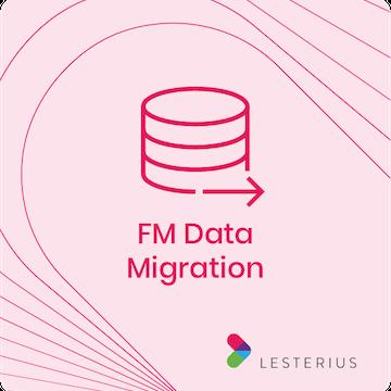 FMDataMigration logo
