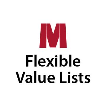 Flexible Value Lists logo