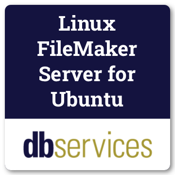 Linux FileMaker Server Ubuntu logo