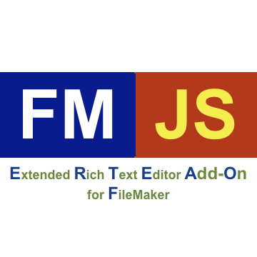 JS Extended RT Editor Add-on logo