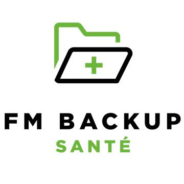 FM Backup Santé logo