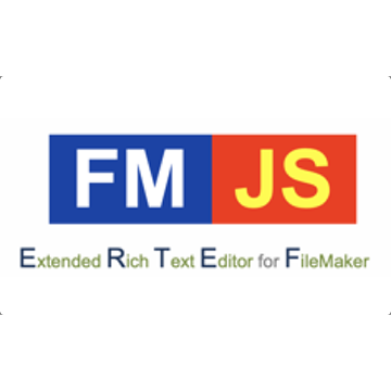 Extended JSEditor in Filemaker logo